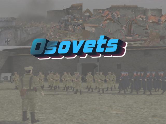Скачать файл Osovets Fortress / Осовецкая Крепость