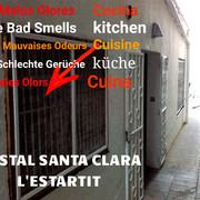 hostal-santa-clara-estartit-chimny