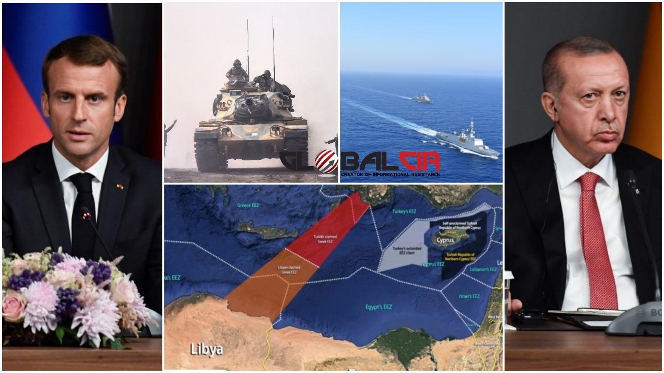 'KARIKATURE NISU VLADIN PROJEKAT' Macron: Turska se ratnohuškački odnosi prema NATO saveznicima – izvršila je agresiju u Siriji, ne poštuje embargo na oružje u Libiji i krajnje je agresivna u istočnom Mediteranu!