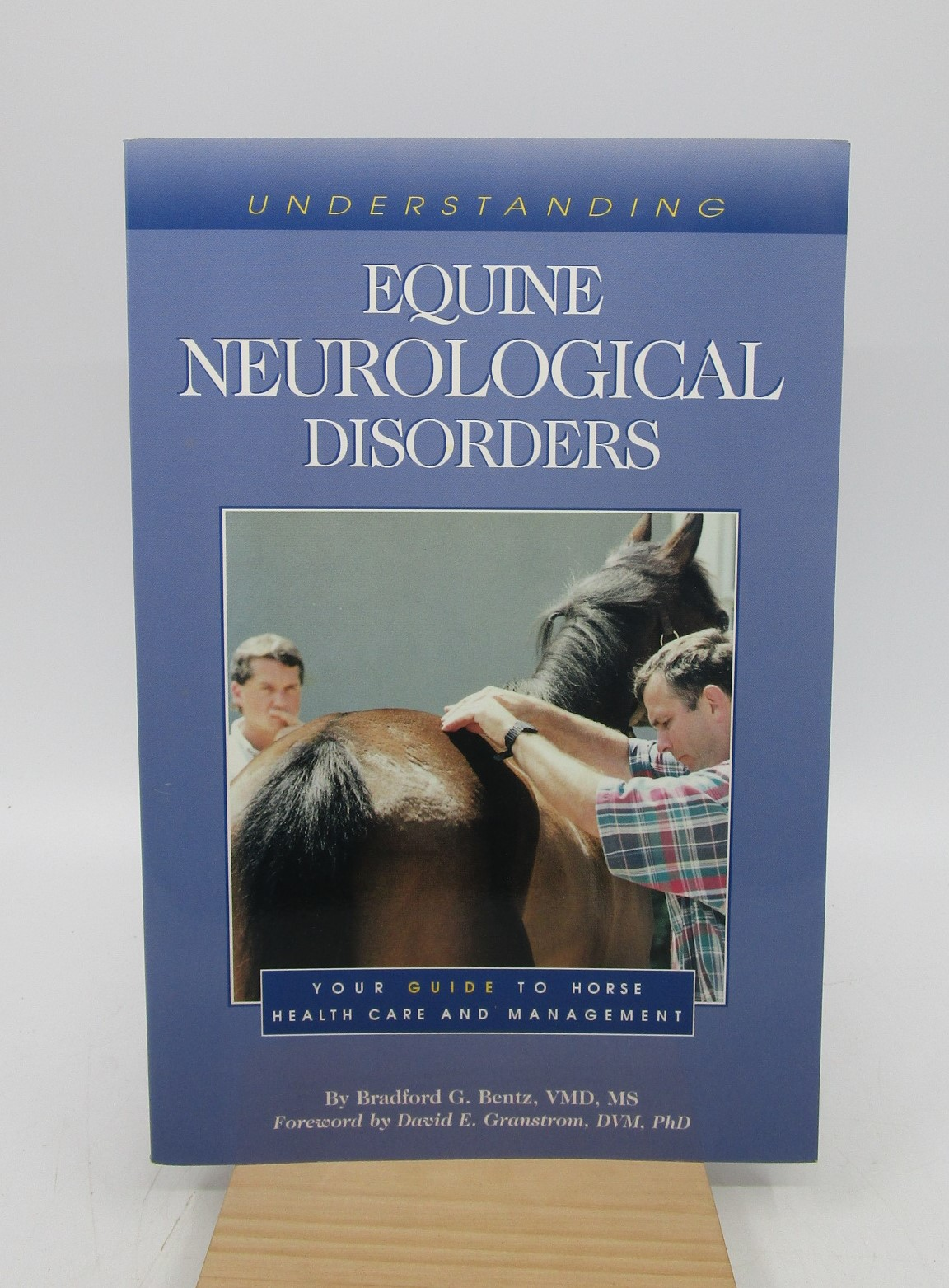 Image for Understanding Equine Neurological Disorders: Your Guide to Horse Health Care and Management (Horse Health Care Library)