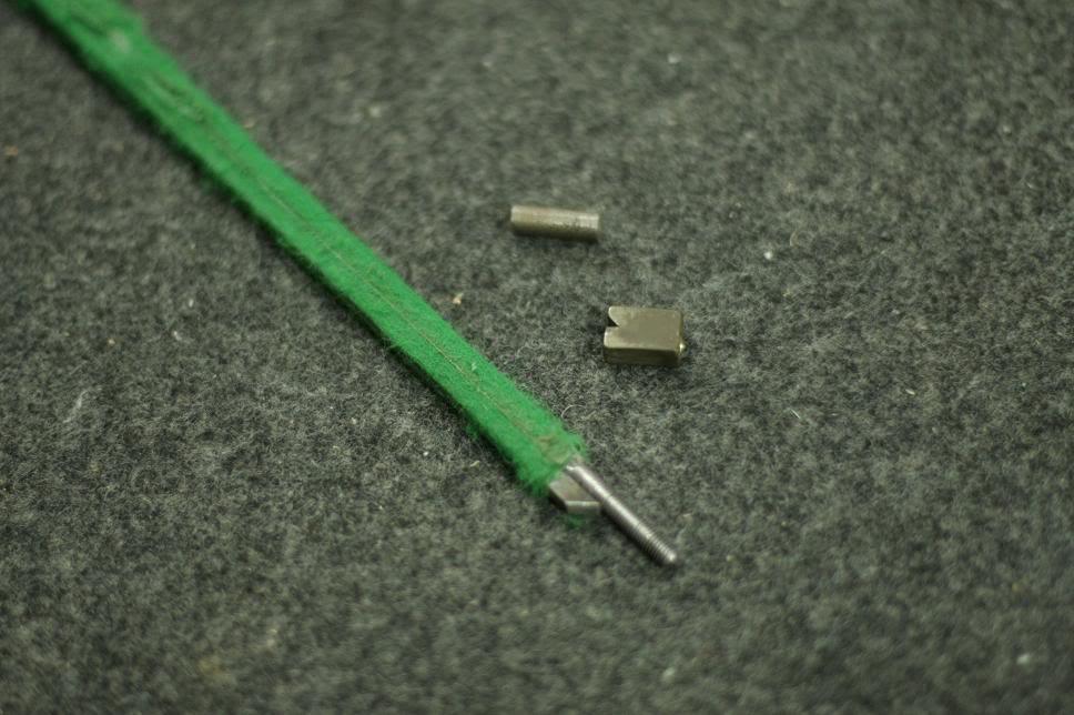 Tensor no máximo da regulagem Rod5
