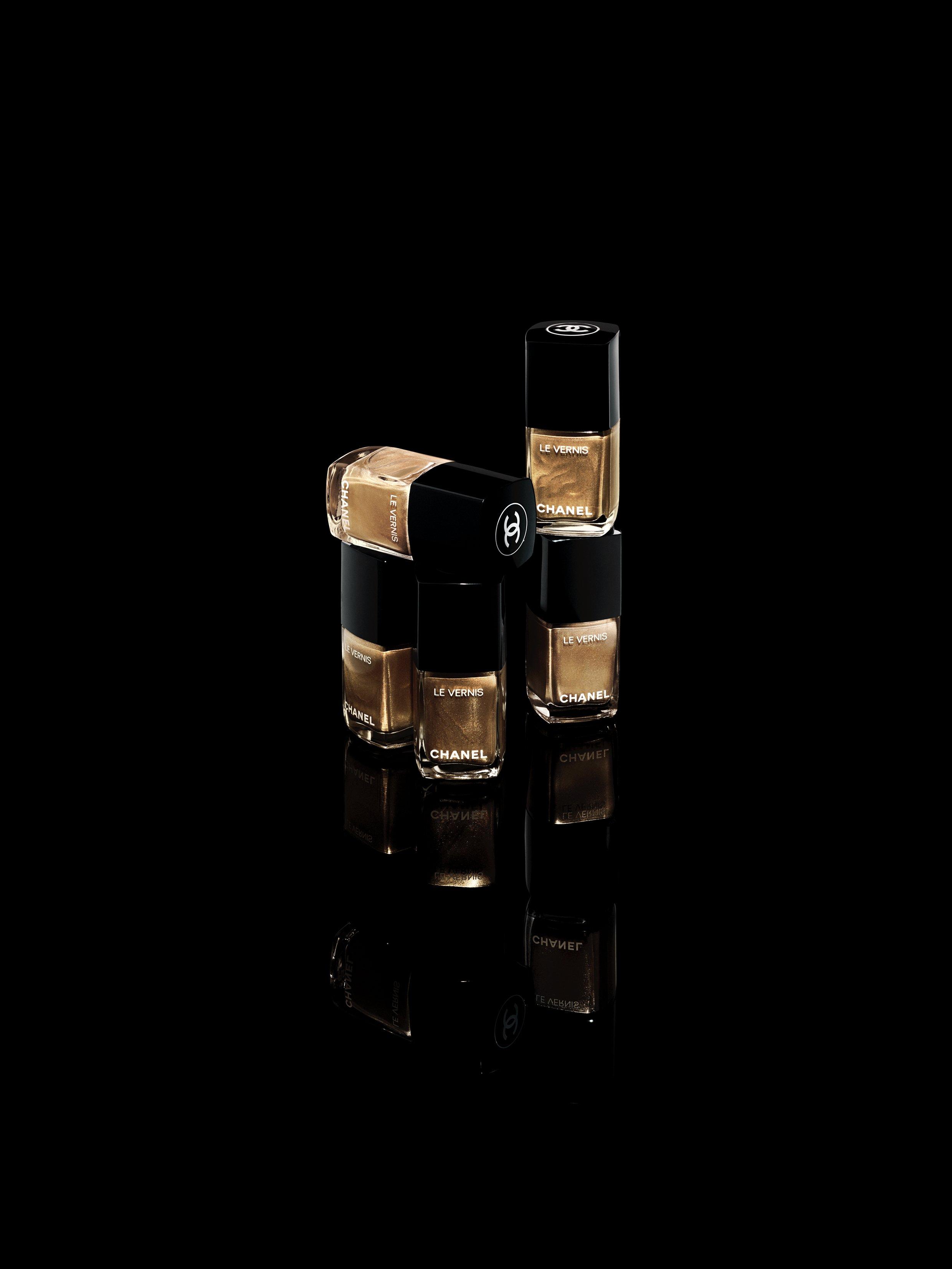 Les Chaînes d'Or de Chanel, la collezione make-up Natale 2020