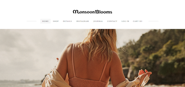 The Monsoon Blooms travel product recommended by Samantha Kamala on Pretty Progressive.