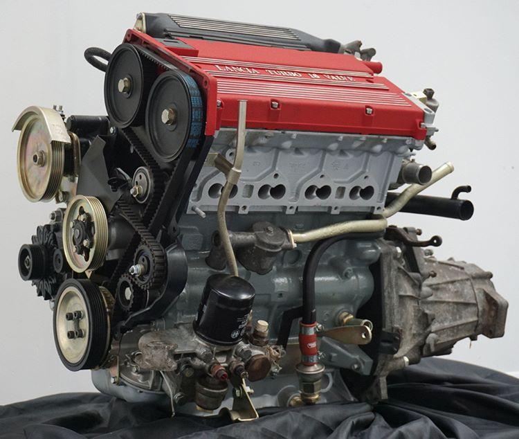 Lancia Delta integrale Parts Store