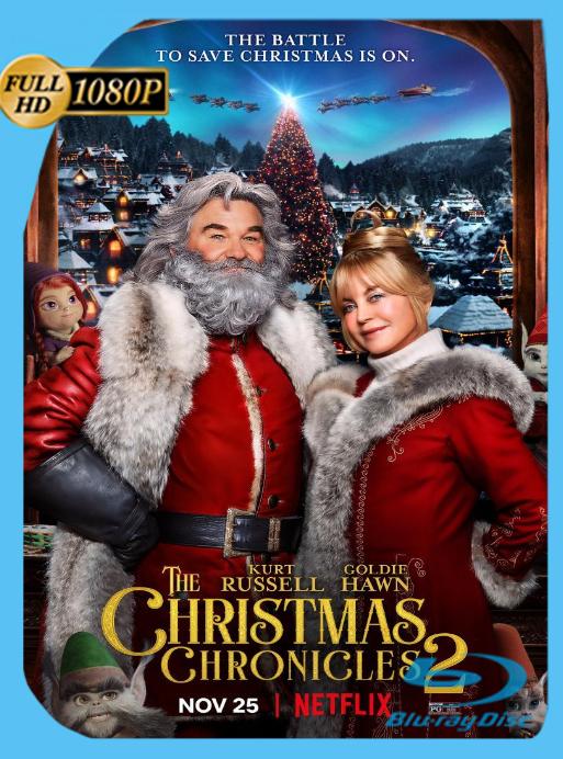 Las Crónicas de Navidad 2 (2020) NF WEB-DL [1080p] Latino [GoogleDrive] [zgnrips]
