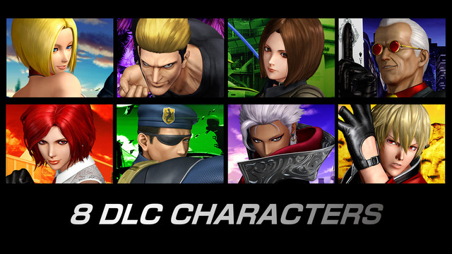 Topics tagged under thekingoffightersxiv on 紀由屋分享坊 4-DLC-CHARACTERS