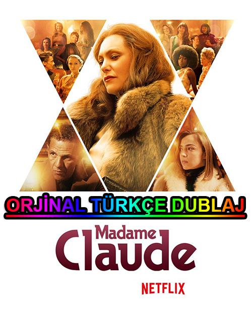 Madame Claude | 2021 | WEB-DL | XviD | Türkçe Dublaj | m720p - m1080p | WEB-DL | Dual | TR-EN | Tek Link
