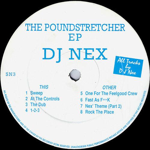 DJ Nex - The Poundstretcher EP