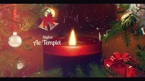 Christmas Slideshow 21033503 - Project for After Effects (Videohive)