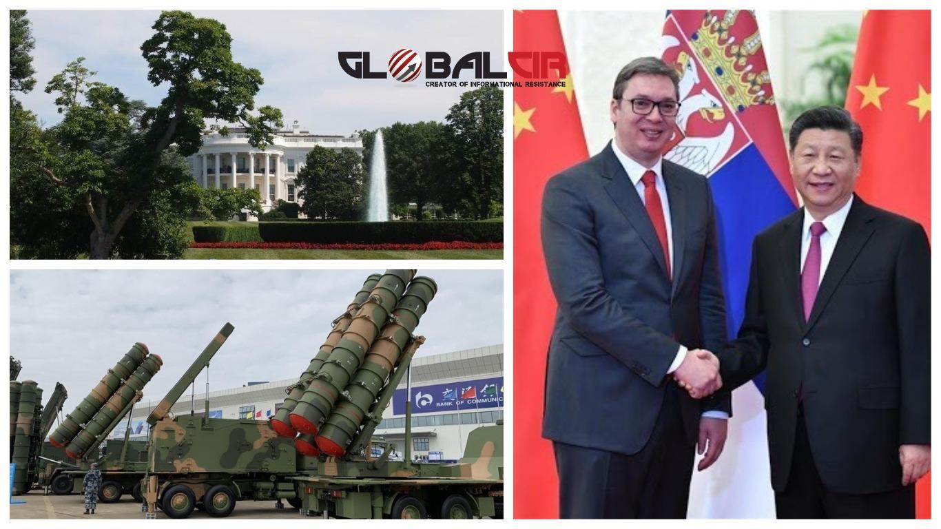 DA LI ĆE BOŠNJACI SHVATITI PORUKU?! SAD upozorile Srbiju zbog nabavke oružja iz Kine, moguće i sankcije: 'Saradnja sa kineskim kompanijama povlači kratkoročne i dugoročne rizike i cijene'
