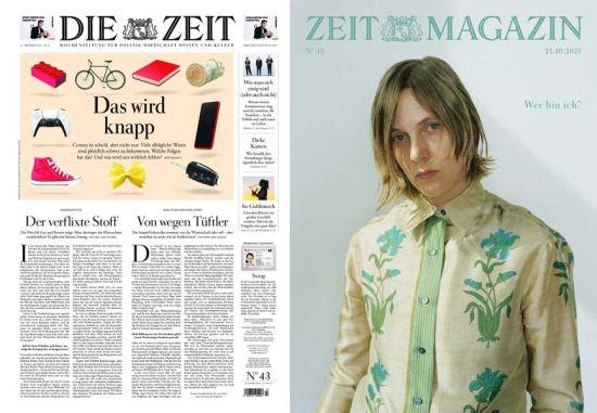 Die Zeit mit Zeit Magazin No 43 vom 21 Oktober 2021