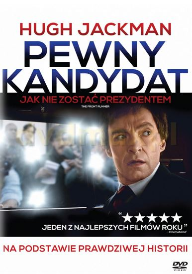 Pewny kandydat / The Front Runner (2018) PL.AC3.DVDRip.XviD-GR4PE | Lektor PL