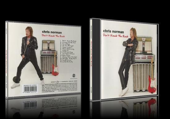 (Pop Rock, Soft Rock) Chris Norman - Don't Knock The Rock - 2017 [MP3, tracks, 320 kbps]