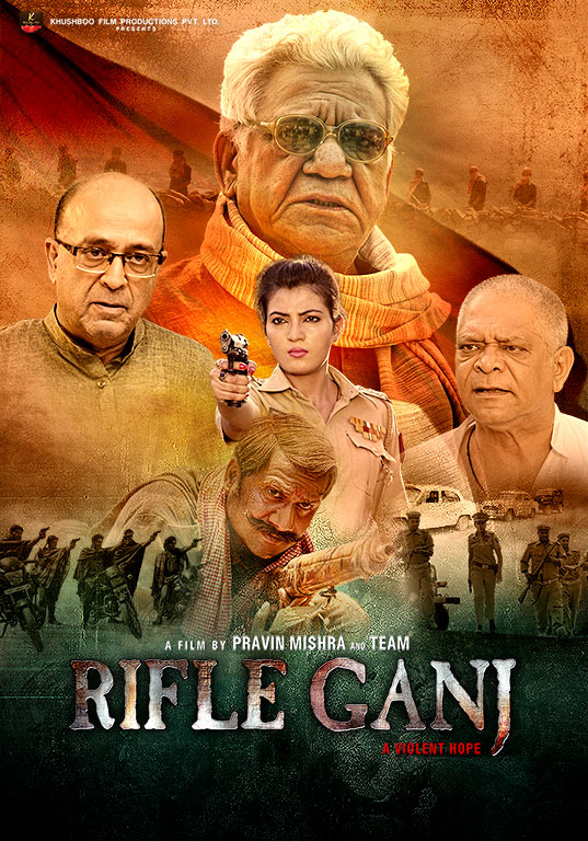 Rifle Ganj (2021) Hindi Movie 720p HDRip AAC