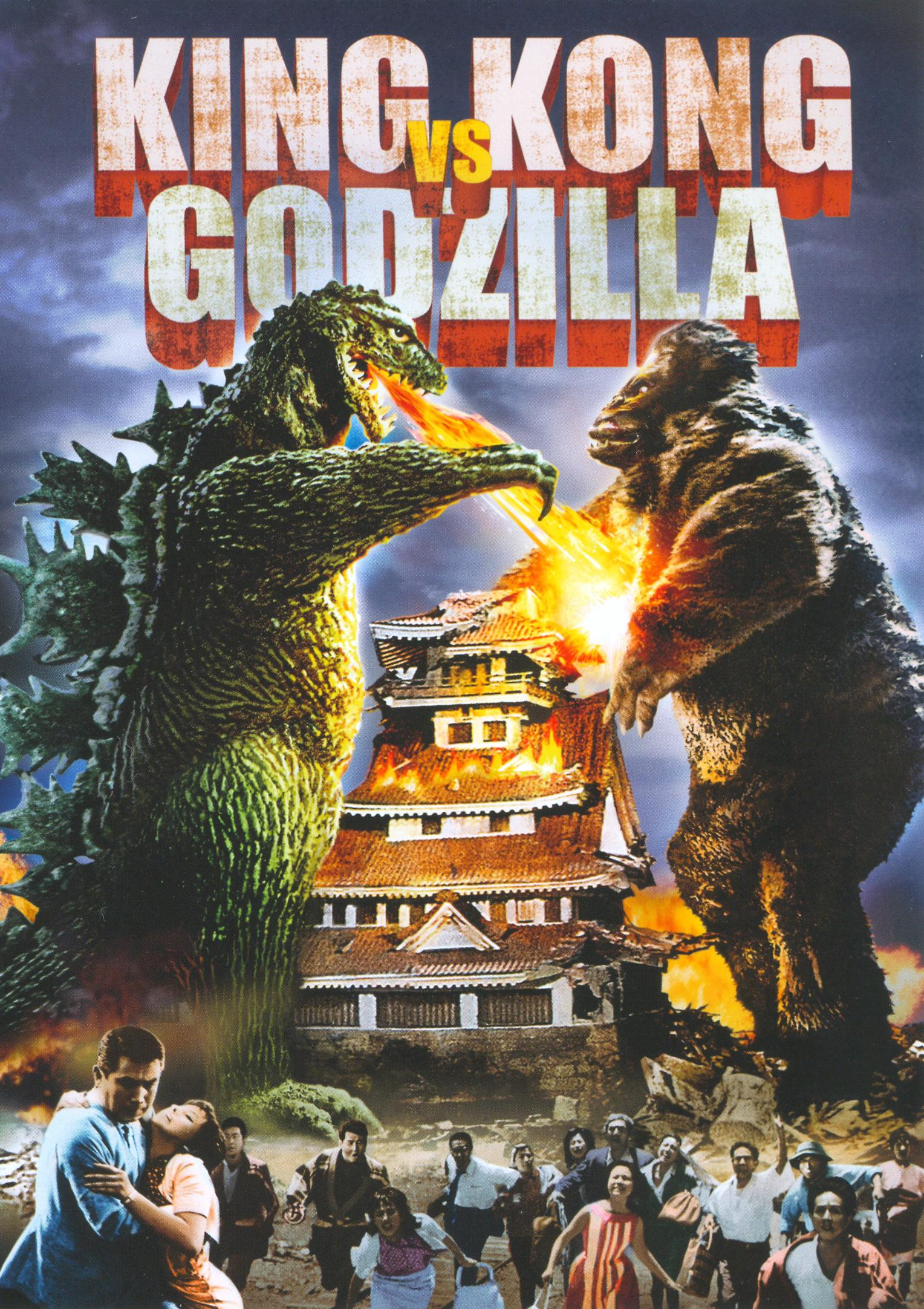 King Kong vs. Godzilla  1962 Castellano 1080P