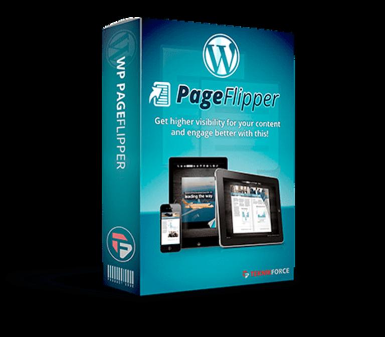 WP PageFlipper