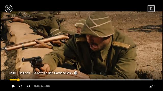 Film GALLIPOLI Gallipoli-2
