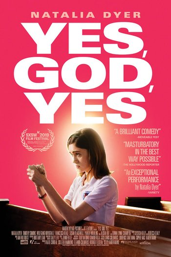 Yes, God, Yes (2020) English 720p HDRip Esubs DL