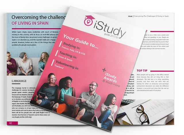 The i Study Guide