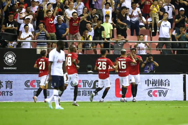 ტოტენჰემი 1-2 მანჩესტერ იუნაიტედი | საერთაშორისო ჩემპიონთა თასი | მიმოხილვა