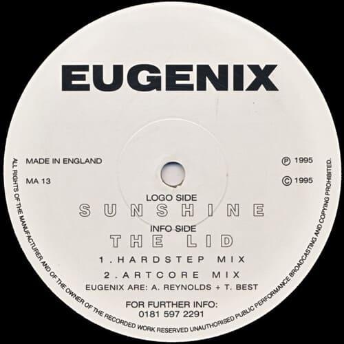 Download Eugenix - Sunshine / The Lid mp3