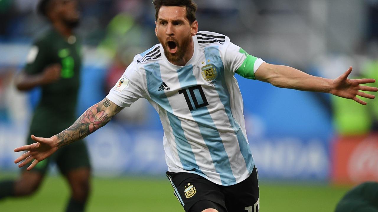 Messi regresa a la selección argentina tras 8 meses de ausencia