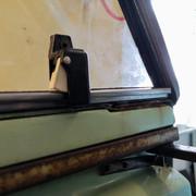 Improved Invacar door weatherproofing