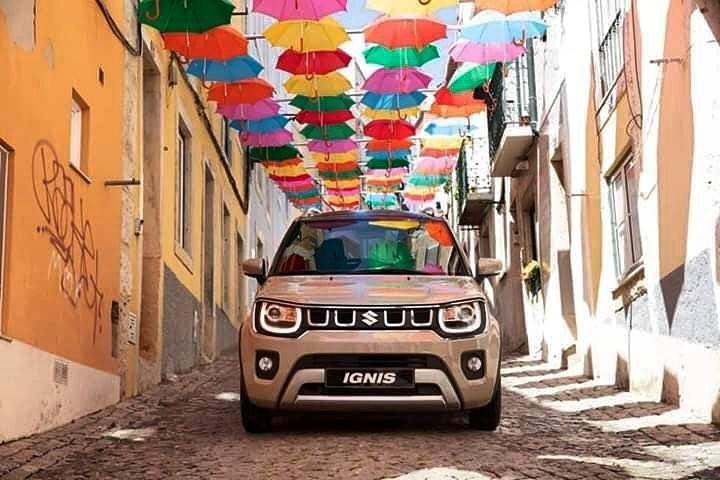 2020 Suzuki Ignis Facelift 3
