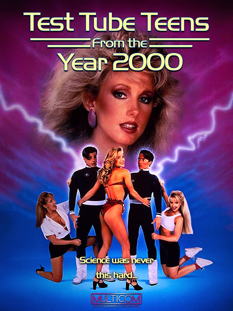 18+ Test Tube Teens from the Year 2000 (1994) English 720p HDRip 750MB | 250MB Download