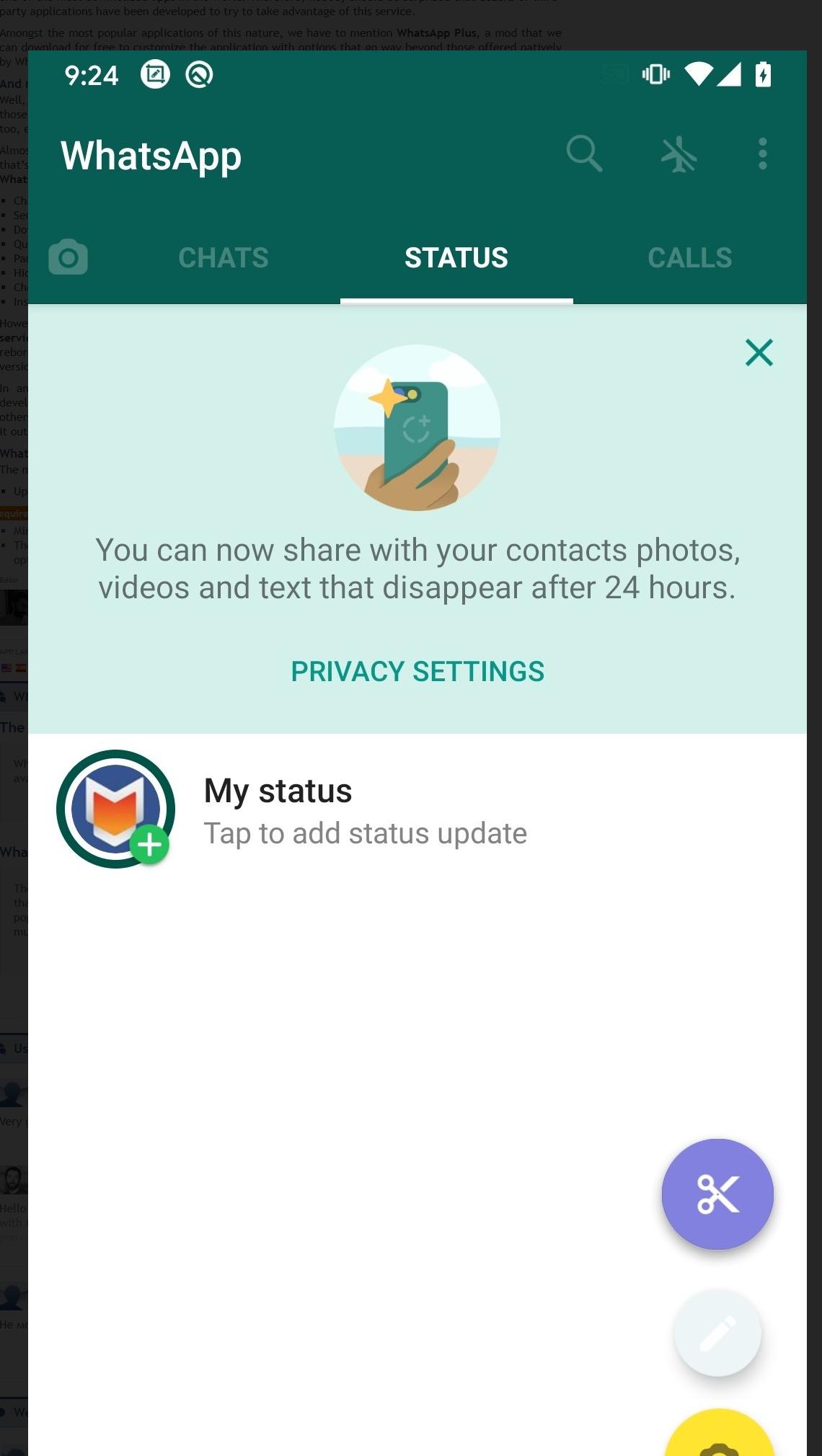 Whatsapp++APK Whatsapp Plus v17.50.0 3