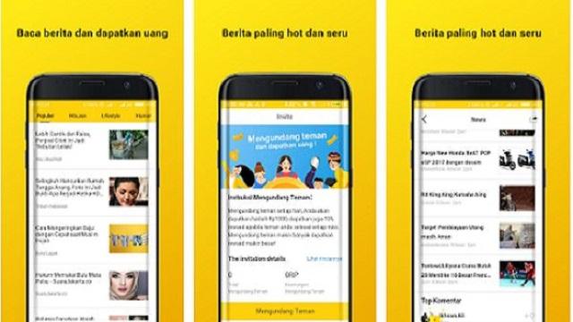Aplikasi Penghasil Uang Langsung Ke Dana Gratis Tanpa Top Up