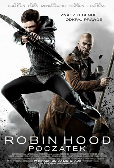 Robin Hood: Początek / Robin Hood (2018) PLDUB.BDRip.XviD-KiT | Dubbing PL