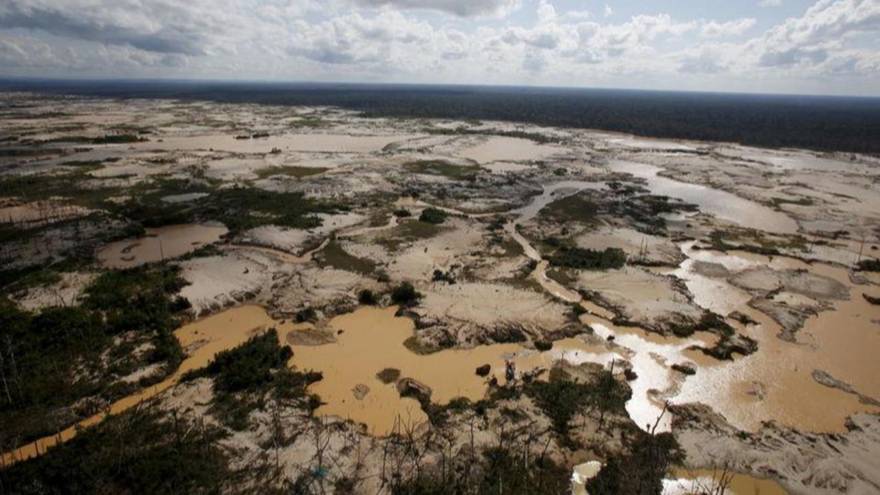 Gobierno lanza ofensiva contra minería ilegal en el Amazonas