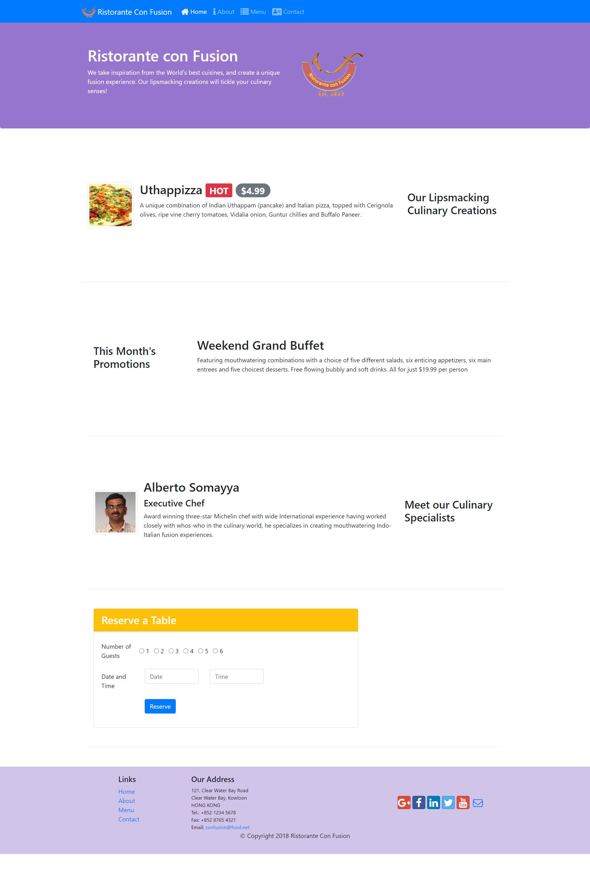 Coursera Bootstrap