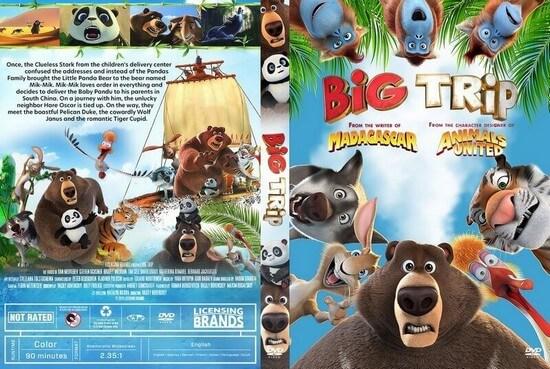 The Big Trip (2019) Subtitle Indonesia