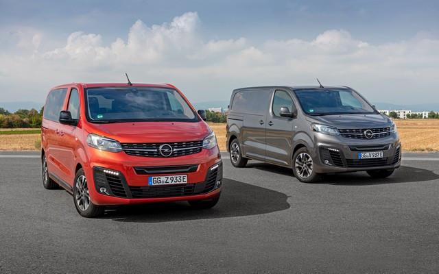 De l'électricité dans l'air : l'Opel Zafira-e Life tout électrique en vente à partir de 51 500 euros bonus environnemental déduit Opel-Vivaro-e-Zafira-e-512851