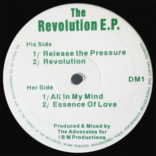 Download The Advocates - The Revolution E.P. mp3