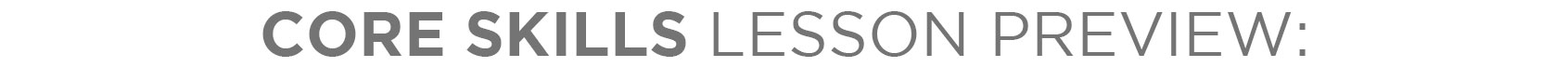 core skills lesson preview join neostock elite header