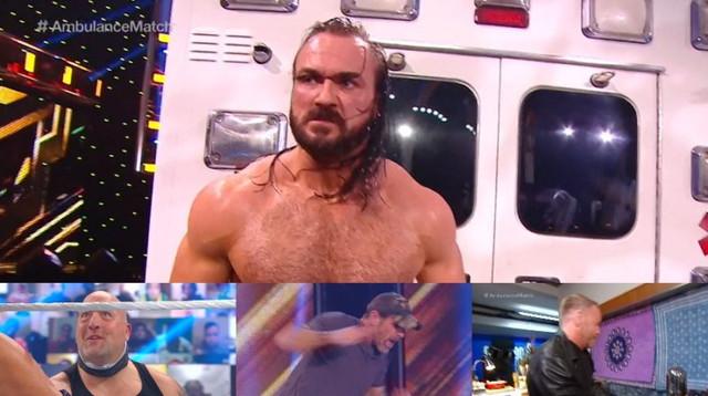 Drew McIntyre vence a Orton