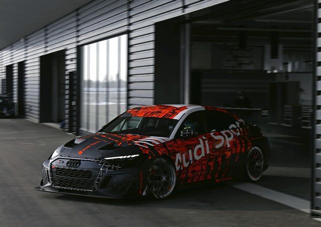 Première mondiale de la nouvelle Audi RS 3 LMS A210716-medium