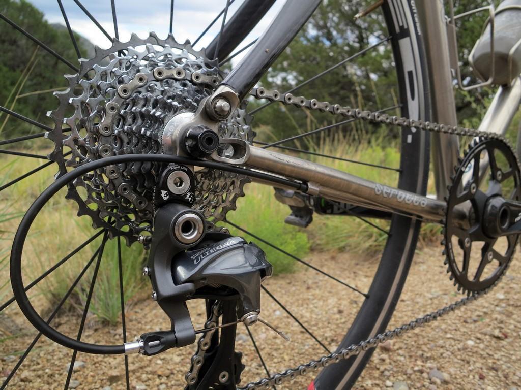 hybrid bike carbon
