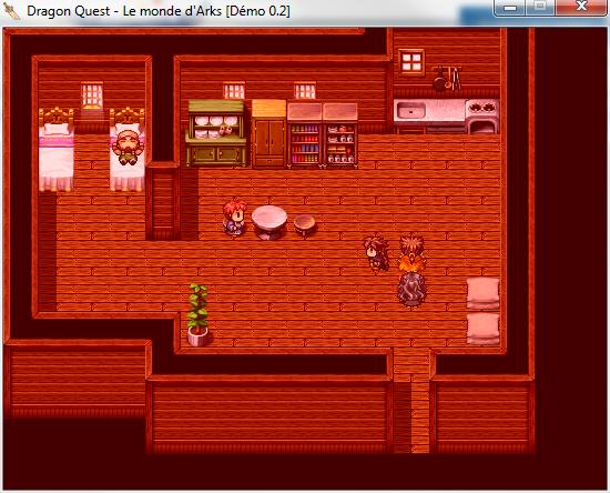 Dragon Quest - Le monde d'Arks (Démo 0.2) (02/08) 5