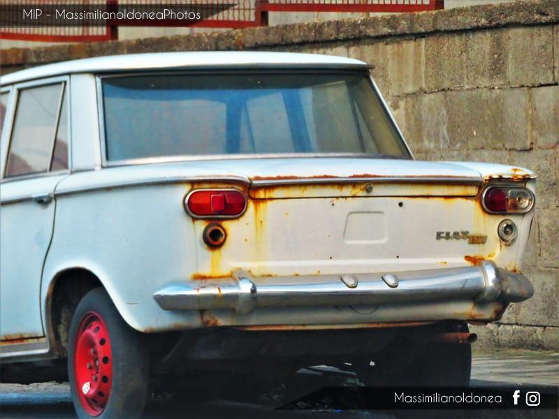 Auto Abbandonate - Pagina 7 Fiat-1300-6