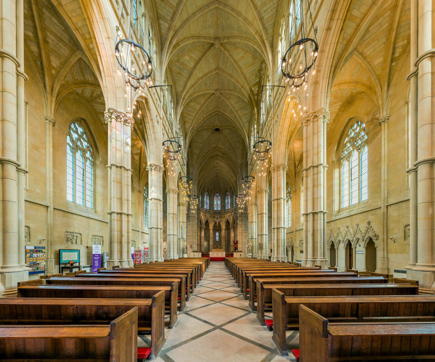 Concert à la Cathédrale d'Arundel le 22 juin 2019 Arundel-Cathedral-2