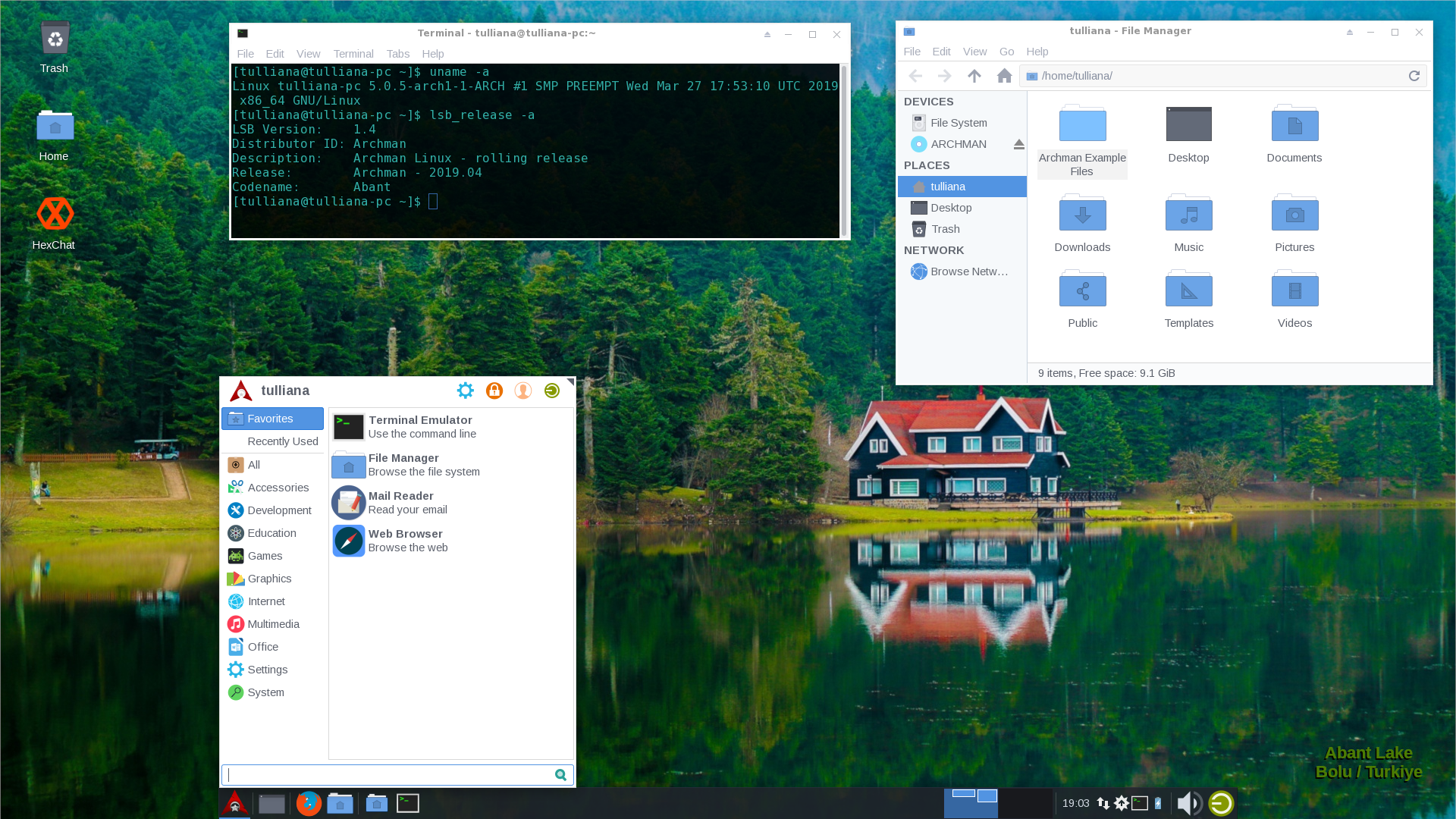 archman-xfce-abant-golcuk-demo.png