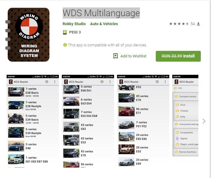 WDS Multilanguage