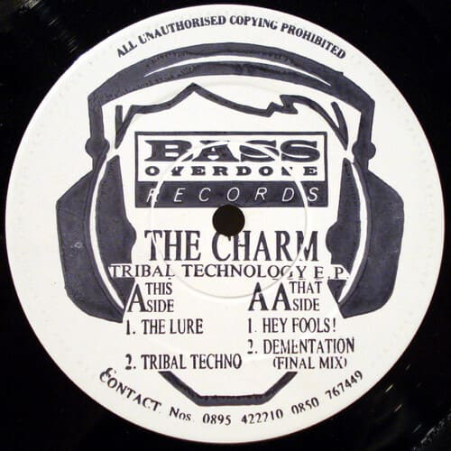 Download The Charm - Tribal Technology E.P. mp3