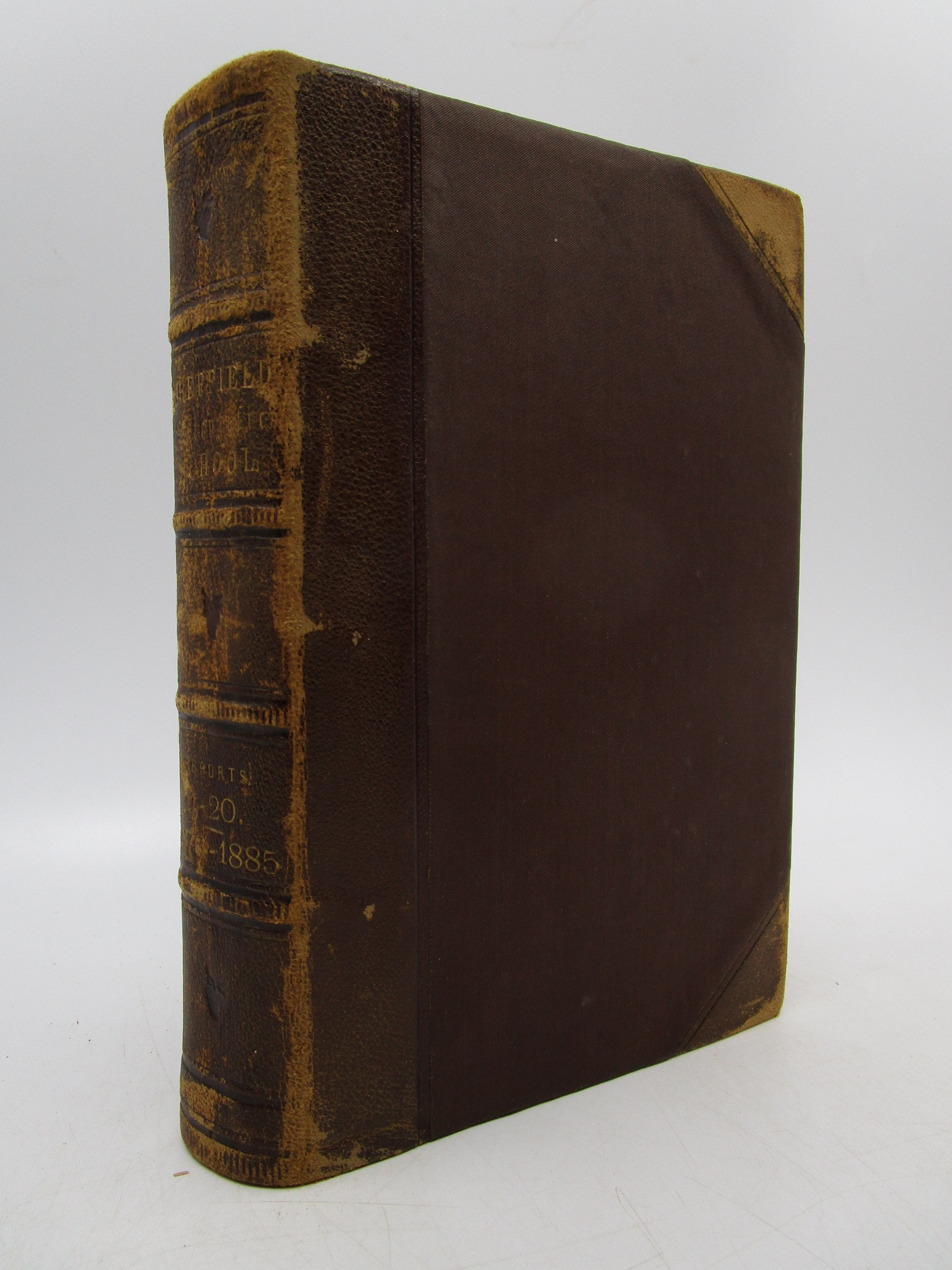 Image for Eleventh Annual Reports of the Sheffield Scientific School of Yale College 1875-76 (First Edition)