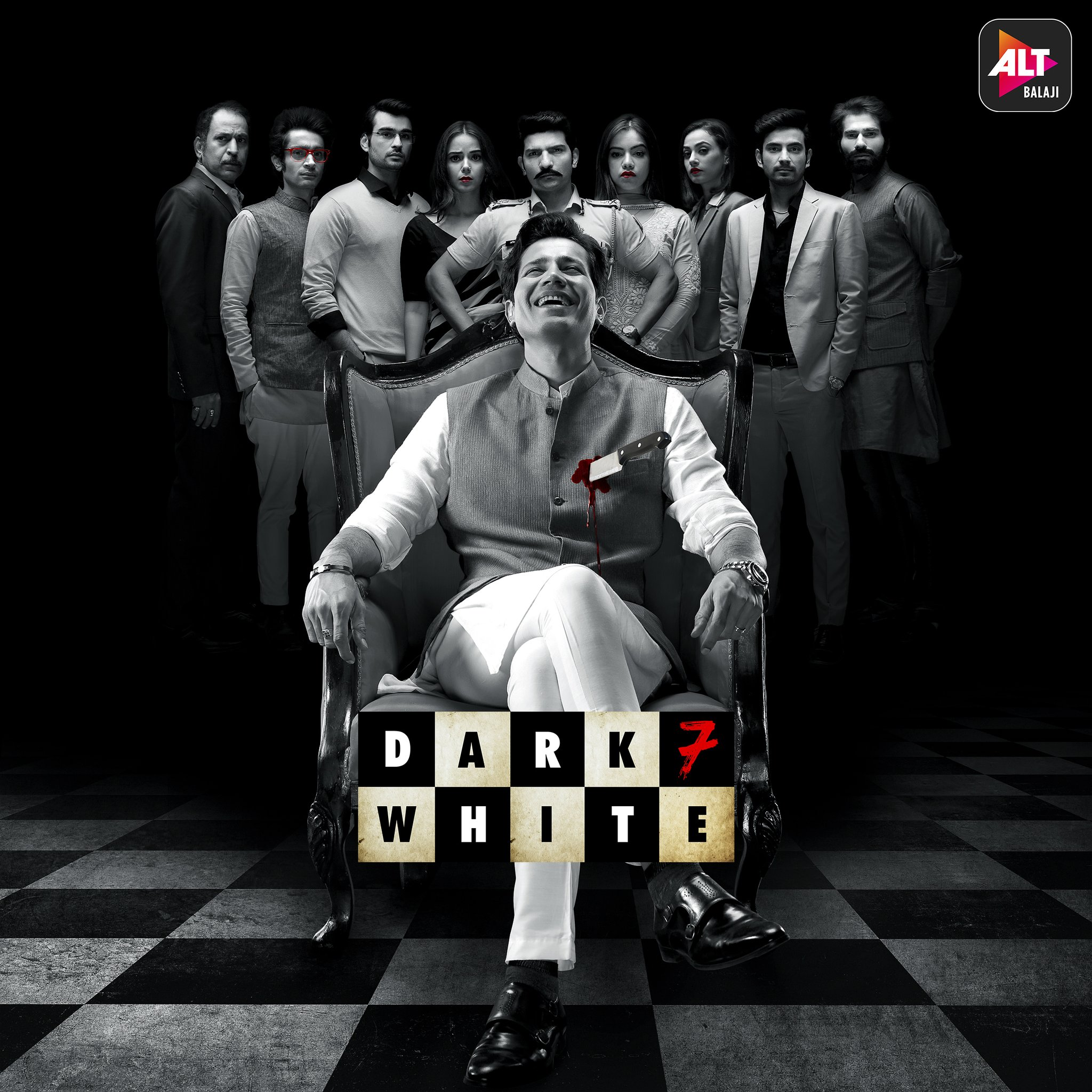 Dark 7 White (2020) S01 Hindi Complete Web Series 720p HDRip 1.5GB Dwonload