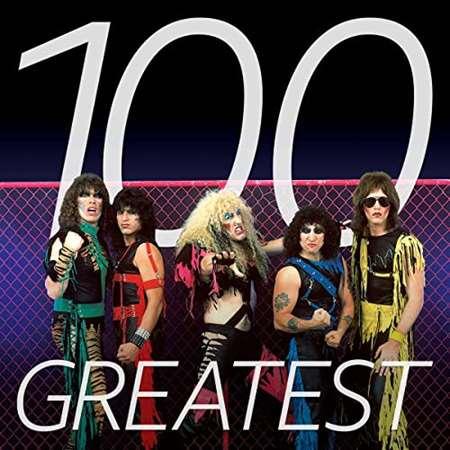 100 GREATEST HAIR METAL SONGS (2021) MP3